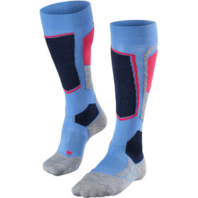 Falke SK2 Skiing Socks Women blue note